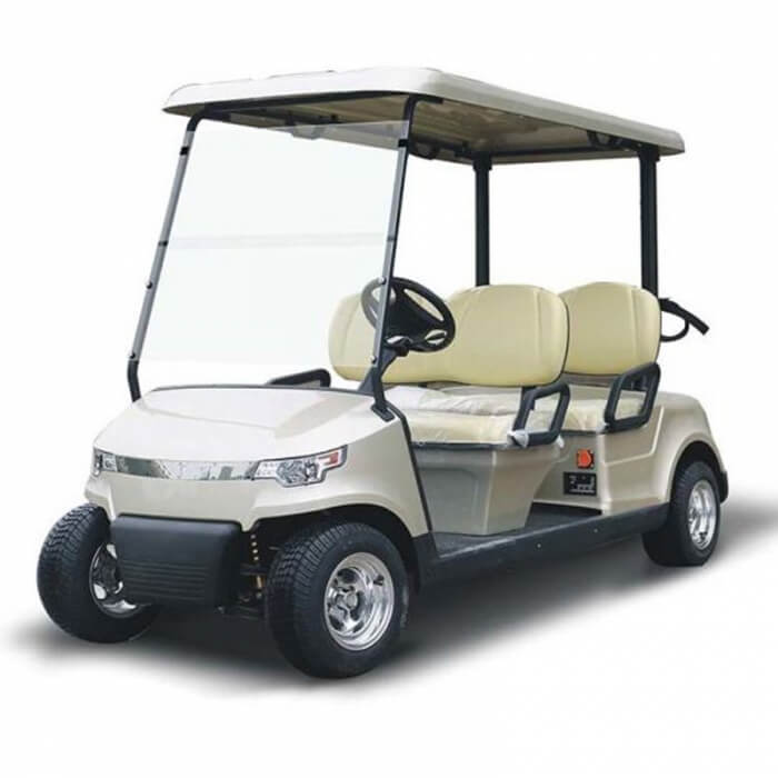 DDG-C4 PRO 4-Seater Electric Golf Cart
