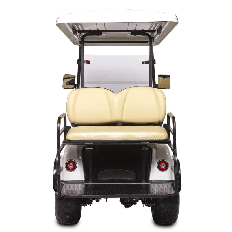 DDH-C2 + 2 PRO SHUTTLE 4-Seater Electric Commercial Cart1