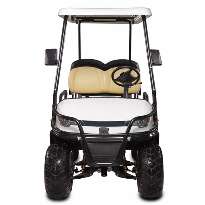 DDH-C2 + 2 PRO SHUTTLE 4-Seater Electric Commercial Cart2