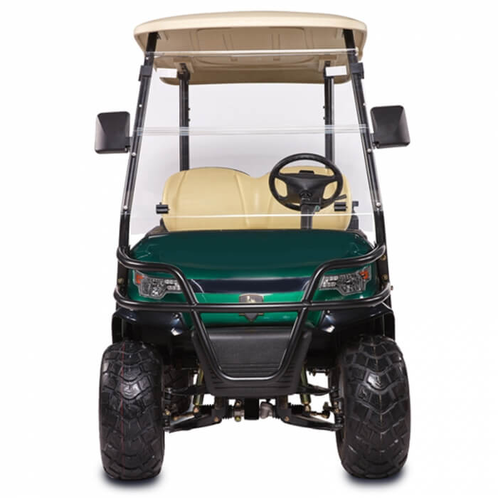 DDH-C2 UTILITY PRO 2-Seater Electric Utility Cart with Cargo Box1