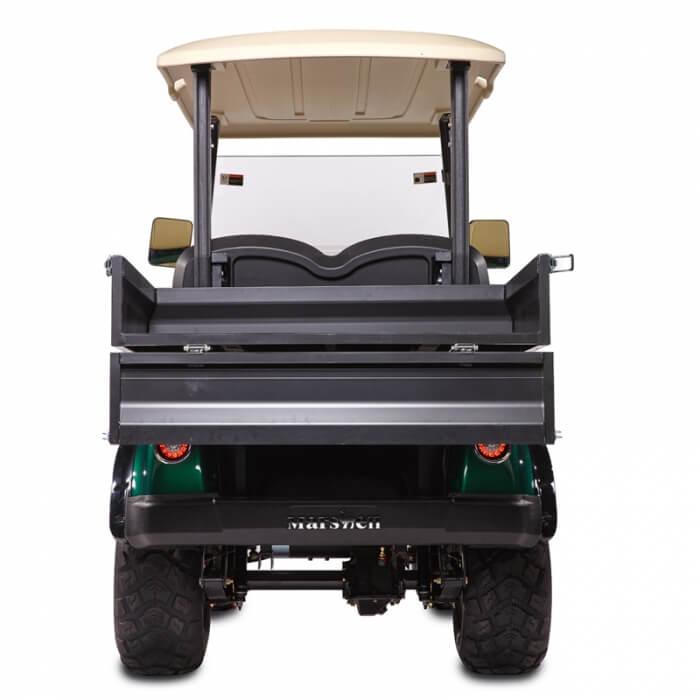 DDH-C2 UTILITY PRO 2-Seater Electric Utility Cart with Cargo Box2