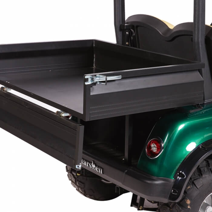DDH-C2 UTILITY PRO 2-Seater Electric Utility Cart with Cargo Box3
