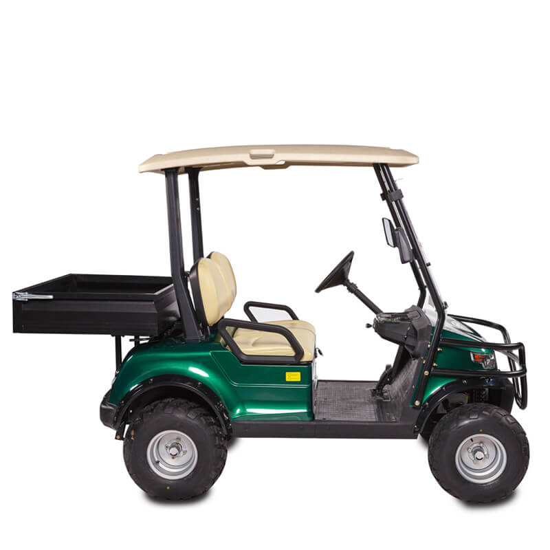DDH-C2 UTILITY PRO 2-Seater Electric Utility Cart with Cargo Box4