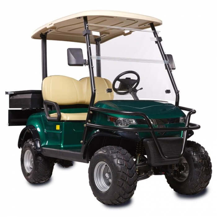 DDH-C2 UTILITY PRO 2-Seater Electric Utility Cart with Cargo Box5