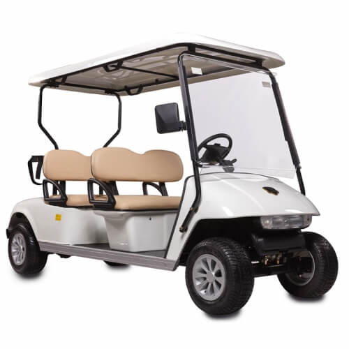 DG-C4 4-Seater Electric Golf Cart2