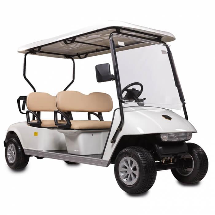 DG-C4 4-Seater Electric Golf Cart2