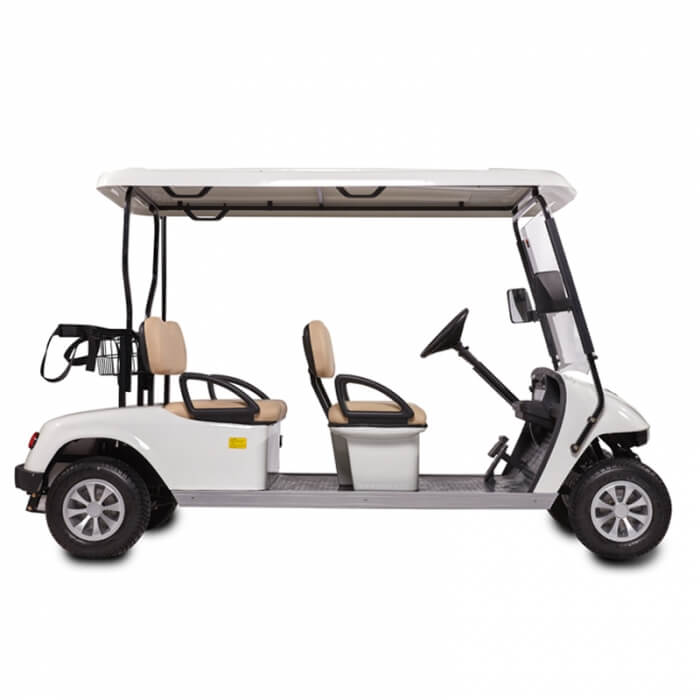 DG-C4 4-Seater Electric Golf Cart4