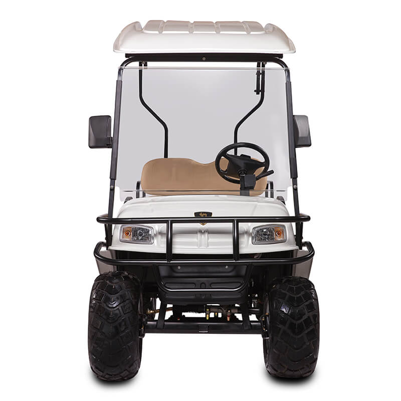 DH-C2 + 2 SHUTTLE 4-Seater Electric Commercial Cart2
