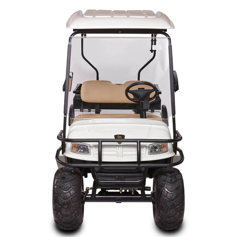 DH-C2 UTILITY 2-Seater Electric Utility Cart with Cargo Box4