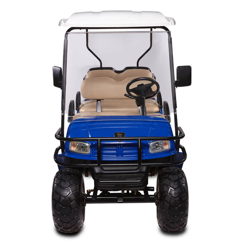 DH-C4 + 2 SHUTTLE 6-Seater Electric all terrain commercial cart2