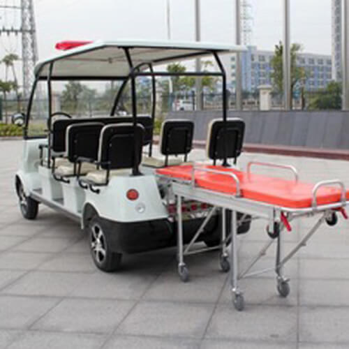 Ambulance Cart for Commercial Use