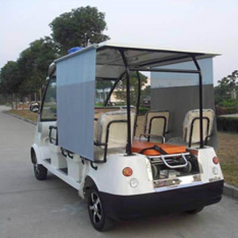 Marshell South Africa Ambulance Golf Cart