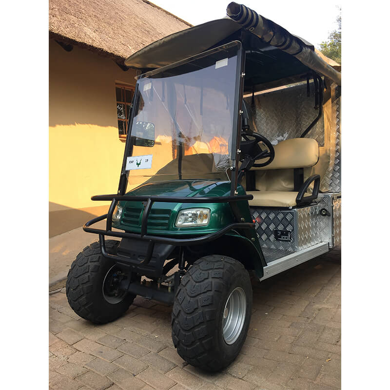 Marshell South Africa Laundry Golf Cart