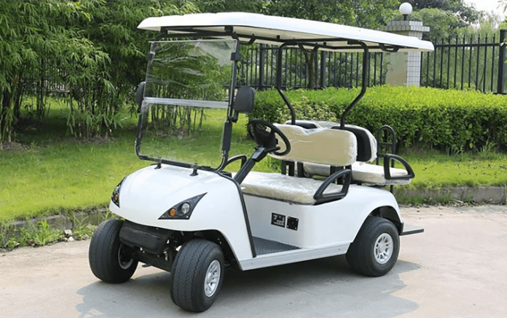 personal golf carts